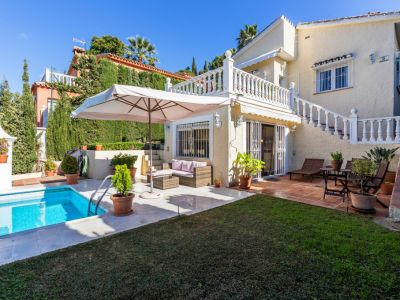 Charming villa in Elviria, Marbella East