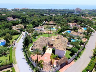 Villa mit Meerblick in Hacienda Las Chapas
