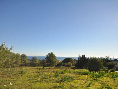 Fantastische Grundstücke von 2.735 m2 und 2.781 m2 in Balcones de Sierra Blanca