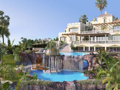 Schlossartige Villa mit exquisitem Charme, Los Flamingos Golf