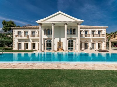 Villa à vendre dans Sierra Blanca, Marbella Golden Mile