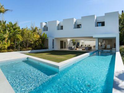 Spectacular designer villa in Guadalmina