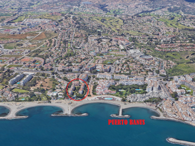 A dream location packed with potential in Puerto Banús
