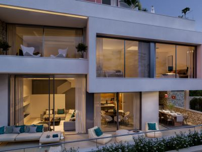 Exclusive ground floor duplex apartment in the exquisite Grand View development