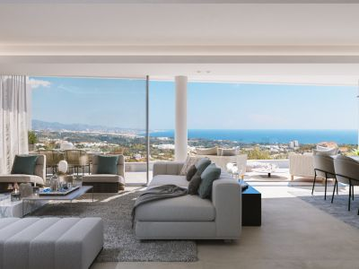 Exclusive penthouse in the exquisite Grand View development