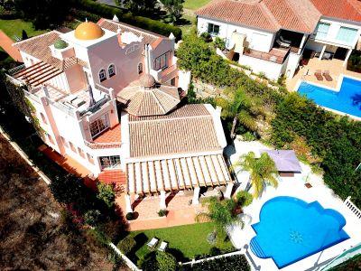 Private and comfortable villa in Elviria