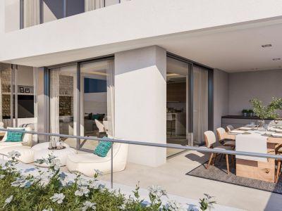 Exclusive ground floor apartment in the exquisite Grand View development