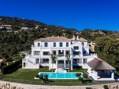 Modern Masterpiece With Breathtaking Sea View, El Madroñal