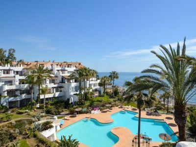 Un lieu de vie - appartement en première ligne de plage, Ventura del Mar.