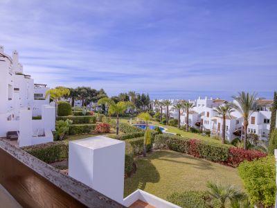 Appartement spacieux dans le complexe balnéaire de Palm Beach Los Monteros Marbella