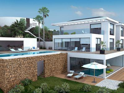 Schlüsselfertiges Luxusvillenprojekt in La Zagaleta