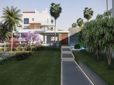 BENALUS Luxus-2 Schlafz. Erdgeschoss-Apartment an der Goldenen Meile neben dem Strand