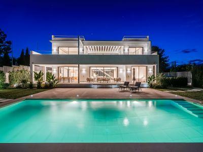 Beautiful villa in Lomas de Marbella Club