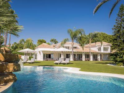 Villa am Strand in Los Monteros