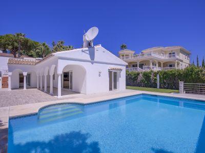 Villa cerca de la playa en Marbesa