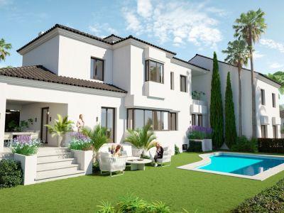 Villa mit Panorama Golfblick in Elviria