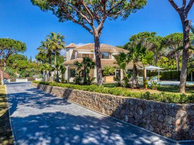 Villa de gran calidad cerca del mar en Hacienda Las Chapas