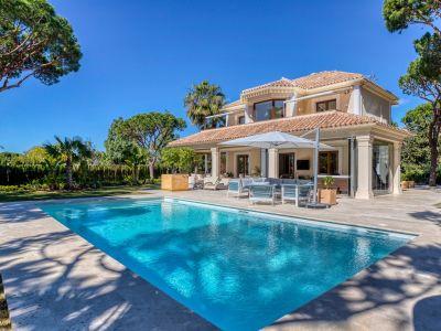 High quality villa close to the beach in Hacienda Las Chapas