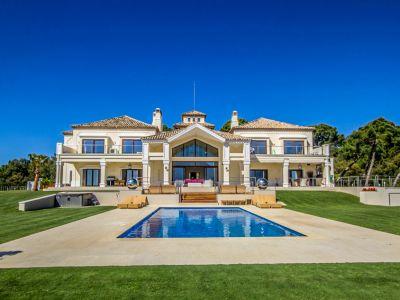 Magnificent villa with spectacular views in a prime location La Zagaleta