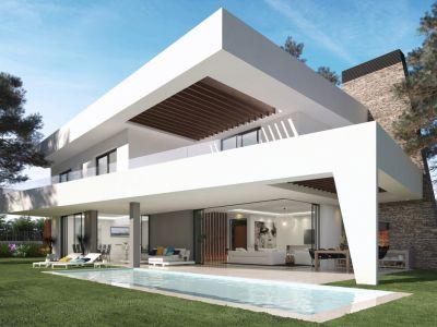 Umwerfendes Neubau Villa in Elviria