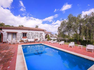 Espaciosa villa en Las Brisas