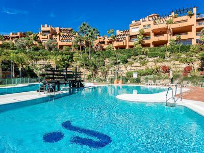 Schöne Wohnung im Herzen von Nueva Andalucia
