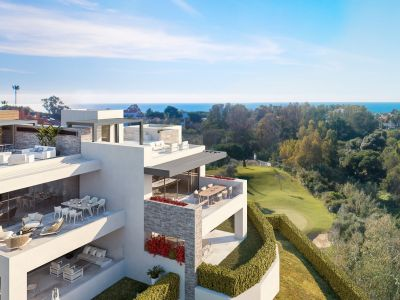 Tailor-made homes on frontline golf in Cabopino