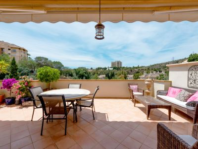 Ático duplex con vistas en Rio Real Marbella