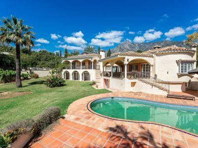 Villa con apartamento de invitados, Nagüeles