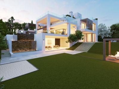 Dream house with indoor spa facilities, Los Flamingos Golf