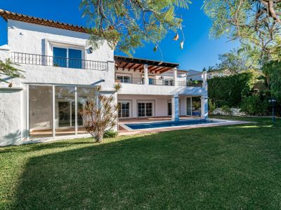 Villa with real Andalusian Charm, El Paraiso Alto