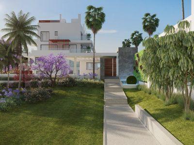 BENALUS Luxueux appartement de 4 lits au rez-de-chaussée sur le Golden Mile, à côté de la plage