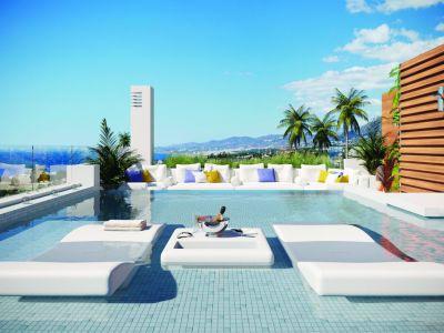 BENALUS Luxus-3 Schlafz. Penthaus an der Goldenen Meile neben dem Strand