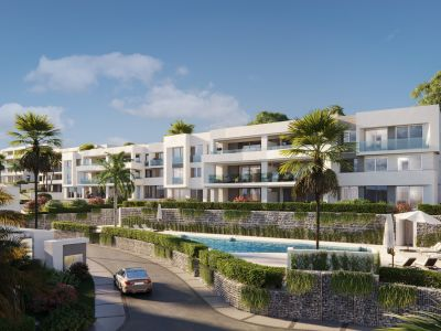Luxury newly built penthouse in Santa Clara Golf Los Monteros Marbella