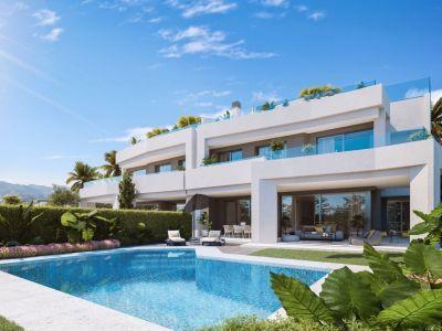 Spectaculaire villa nouvellement construite à Santa Clara Golf Los Monteros Marbella