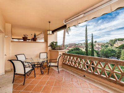 Apartment with views in Altamira Rio Real Marbella