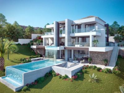 Villa under construction in La Alqueria