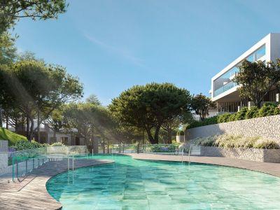 Ground floor apt. with big terrace and garden