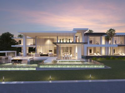 Great Plot with half construction in Flamingos Golf