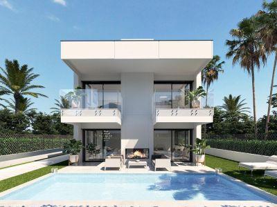 Nuevas y elegantes villas de lujo, Puerto Banús