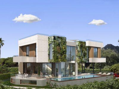 Villa à vendre dans Beach Side Golden Mile, Marbella Golden Mile