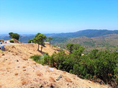 Spektakuläre Grundstücke mit Meerblick, Monte Mayor