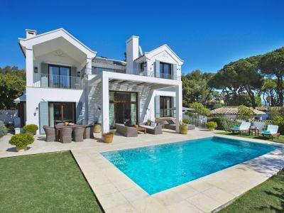 Elegant villa close to the beach in Marbella