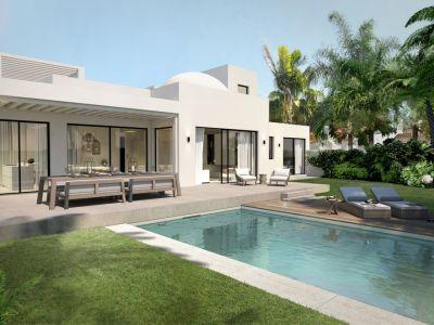 Villa moderna a estrenar, cerca de Puerto Banús