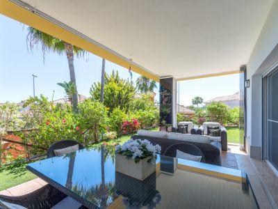 Maison confortable avec jardin à Santa Clara Golf Marbella