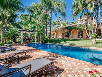 Charming villa in Puerto Banús