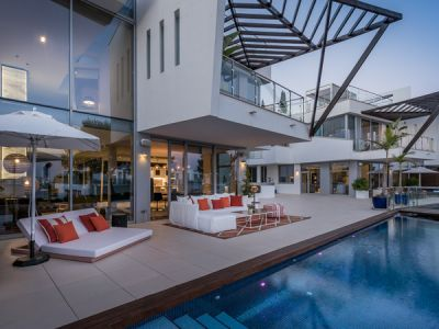 Modern and stylish property in Sierra Blanca!