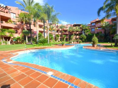 Apartment just 100m from the beach in Alicate Playa Marbella
