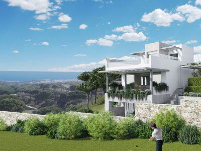 New exclusive project with sea views in Cabopino