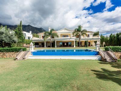 Atemberaubende Villa in Sierra Blanca